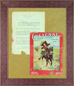 Bandana 562925_Cheyenne Sheet Music b