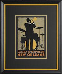 Confetti Samba D'Orpheus New Orleans HR b