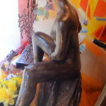 Sculpture Michel Serraz - 2