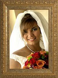 Sofia Mantilla Bride 2